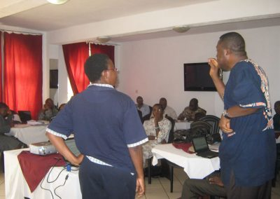 IRBs and Community engagement training 2010