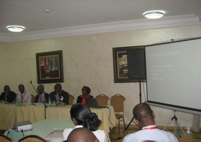 NHVMAS at the 5th National Conference – May 2010