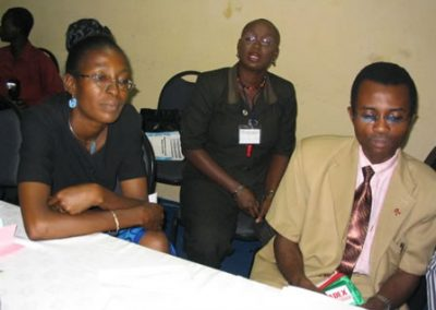 2007 consultative workshop on facilitating community partnership for HIV prevention research in Nigeria – Abuja