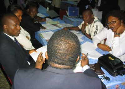 2007 consultative workshop on facilitating community partnership for HIV prevention research in Nigeria – Lagos