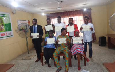 NHVMAS graduates its first batch of LeNNiB Champions