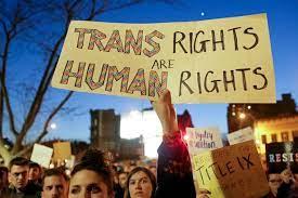 TRANS COMMUNITY SHOULD NOT BE LEFT BEHIND IN THE NATIONAL HIV PREVENTION RESPONSE: Oluwaremilekun Sosan